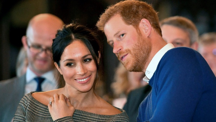 Megmutatta újszülött gyermekét a hercegi pár (FOTÓK+VIDEÓ)