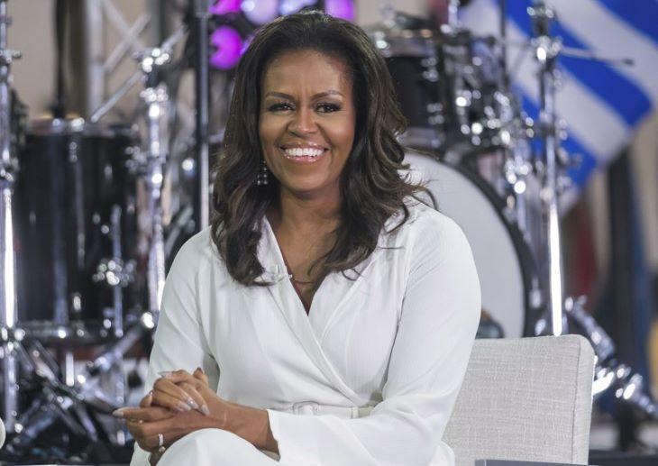 Michelle Obama megmutatta, hogyan néz ki smink nélkül (FOTÓ)