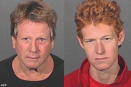 Gyilkossági kísérletért kell felelnie Ryan O'Neal fiának