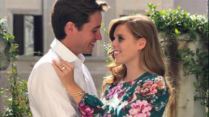 Királyinász: kihirdették Beatrix hercegnő esküvőjének időpontját