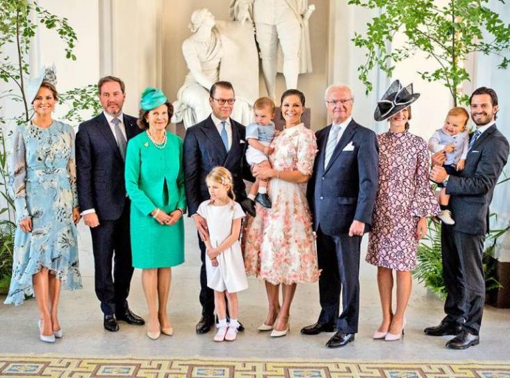 Zsugorodik a svéd királyi ház