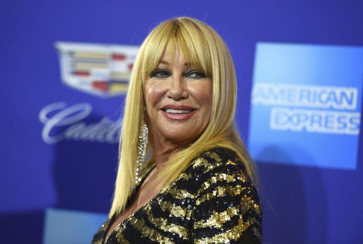 Meztelenre vetkőzött a 73 éves színésznő! (FOTÓ)