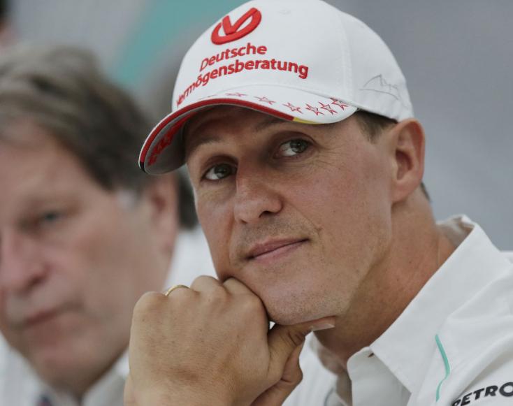 Schumacherék Mallorcára költöznek!