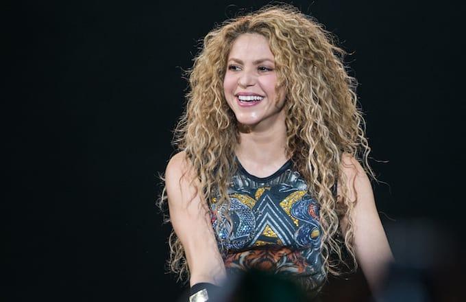 Adócsalás miatt eljárás indul Shakira ellen