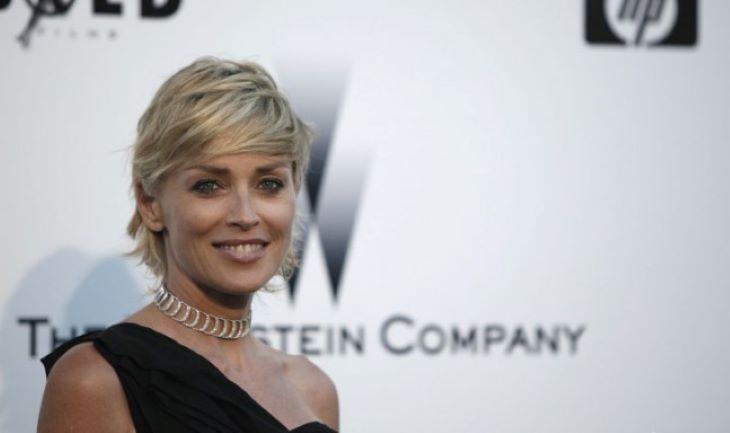 Sharon Stone az emlékiratain dolgozik