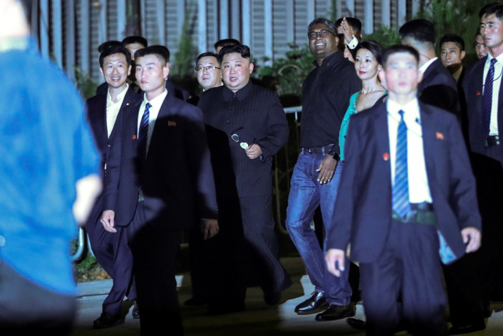 Kim Dzsong Un beköpése mindent visz!