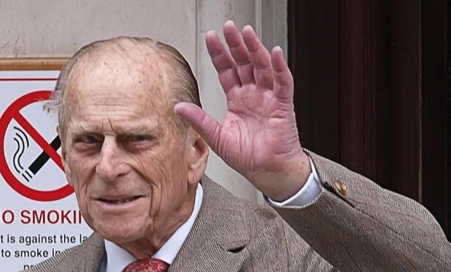 Hazatért a kórházból a brit uralkodó férje