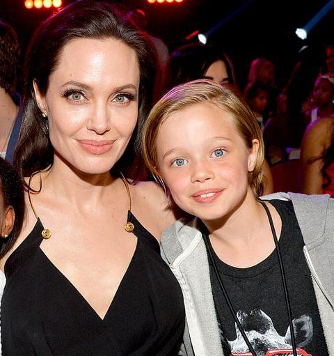 Angelina Jolie és...