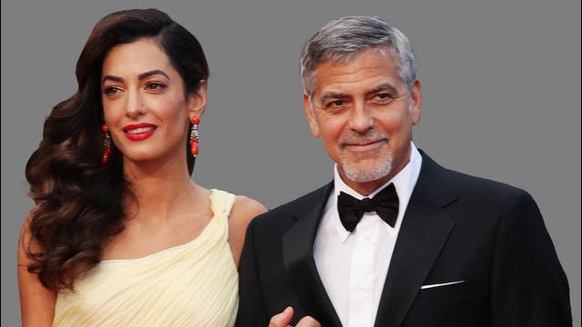 A Clooney házaspár a világ tárgyalótermeiben zajló diszkrimináció ellen harcol