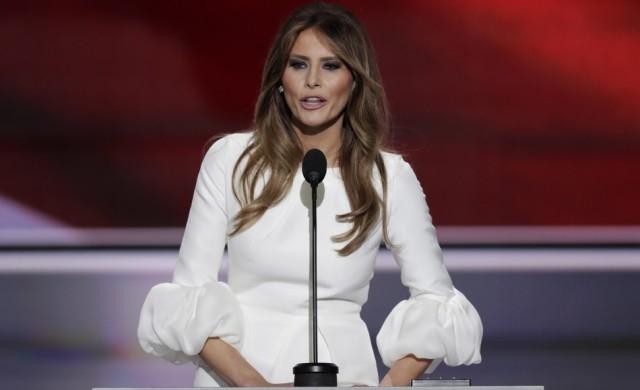 Melania Trump veseműtéten esett át