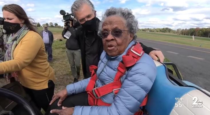 ELKÉPESZTŐ:102 évesenteljesült avilágháborús veteránálma – VIDEÓ