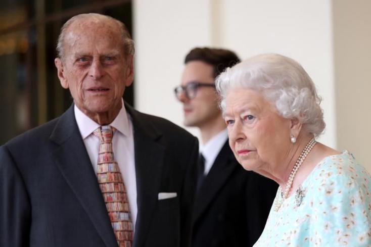Két nappal balesete után biztonsági öv nélkül vezetett Fülöp herceg