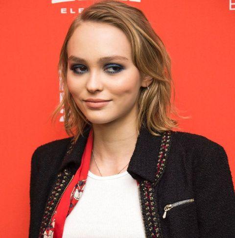 Pikáns fotók készültek Johnny Depp lányáról