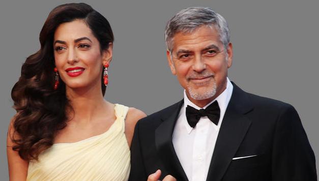 A Clooney-házaspár háromezer szíriai gyermek iskoláztatását segíti