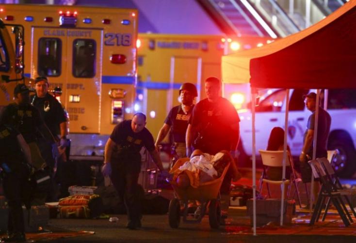 Las Vegas-i lövöldözés - Az amerikai szórakoztatóipar hírességei is részvétüket fejezik ki