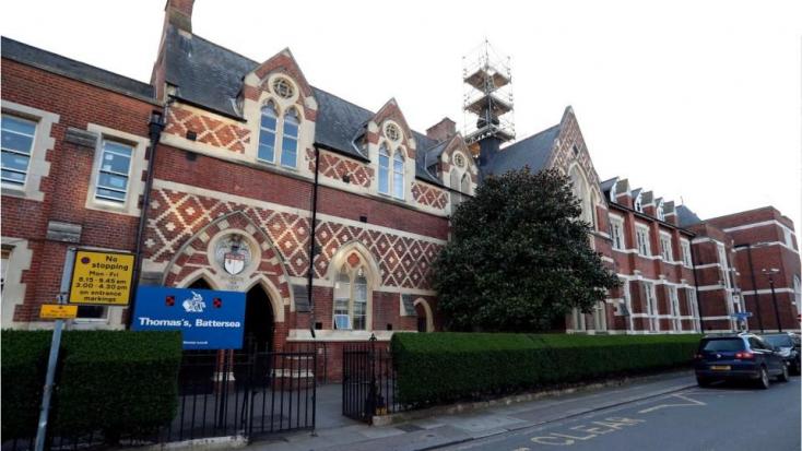 Betörőt fogtak György herceg londoni iskolájánál