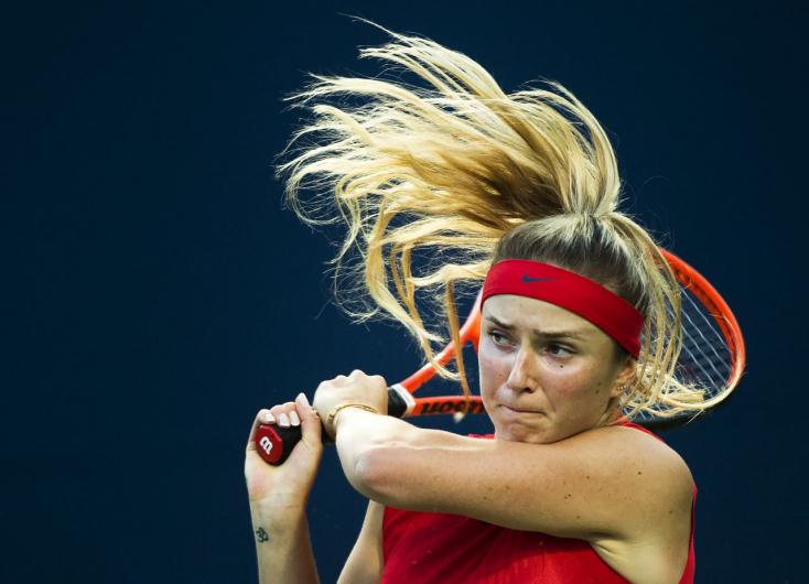 Izzasztó képeken a világ egyik legszexibb teniszezőnője