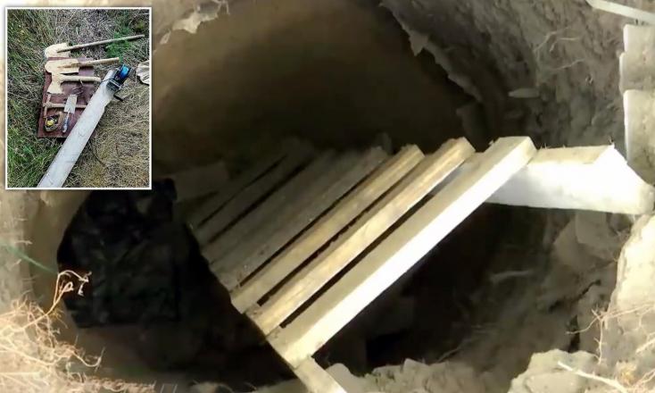 Saját kezével ásott alagutat egy ukrán nő, hogy megszöktesse életfogytiglanra ítélt fiát a börtönből