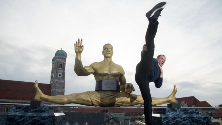 Ne kerülj Van Damme szeme elé, ha Ausztráliában gyújtogatsz, mert véged!