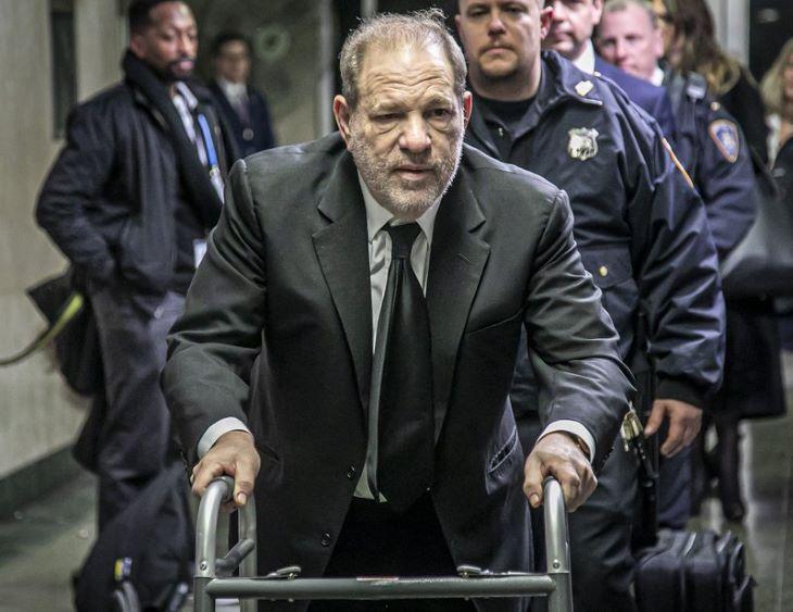 Újabb kerestet adtak be szexuális erőszak miatt Harvey Weinstein ellen